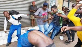 S/African mob kills Nigerian man wrongly accused of