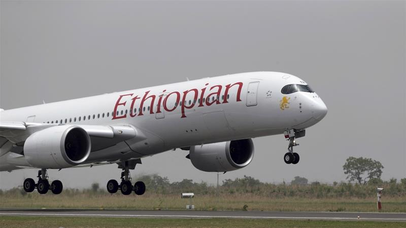Ethiopian Airlines blames bad weather for aborted Lagos
