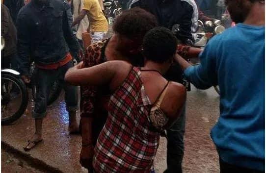 Drama as sex workers beat man blue black in Ondo