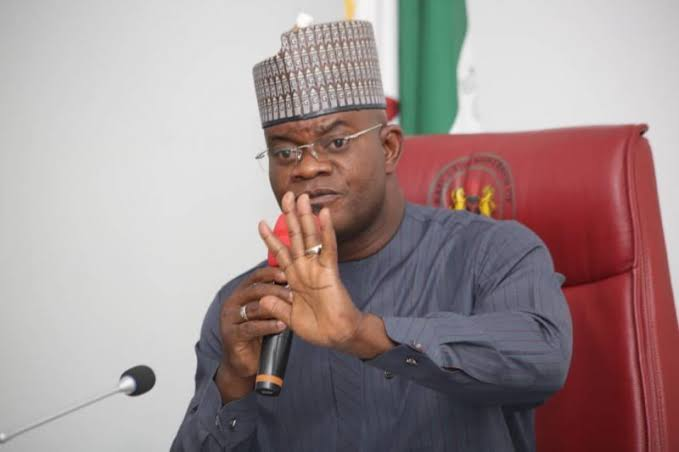 I'm hale and hearty, Yahaya Bello vows not to take Covid-19 vaccine