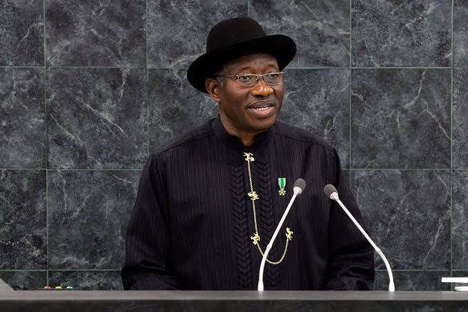 Buhari not sleeping over insecurity, ex-President Jonathan says