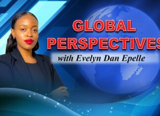 Global Perspectives with Evelyn Dan Epelle - Vaccine Passports