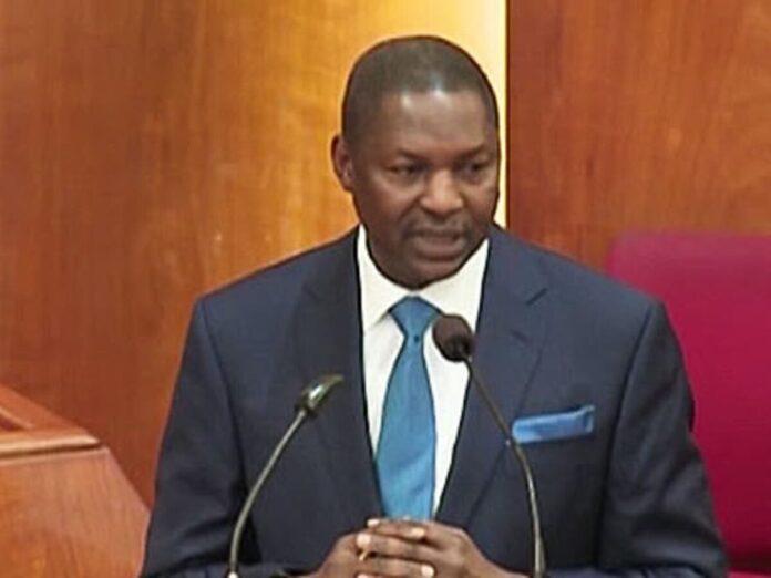 Ohanaeze free to monitor Nnamdi Kanu's trial — Malami