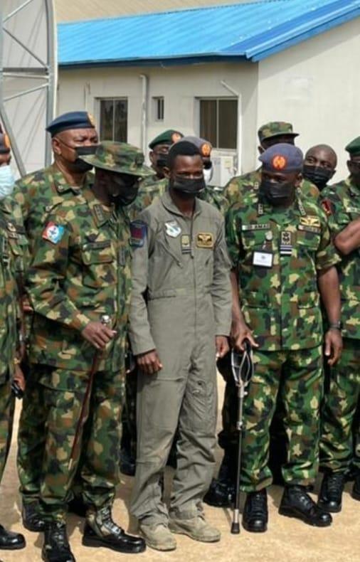 How pilot survived crash after bandits' attack in Zamfara – NAF