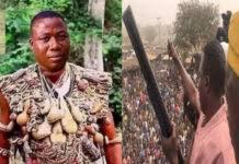 'Juju has failed', APC Chieftain, Igbokwe, mocks Sunday Igboho